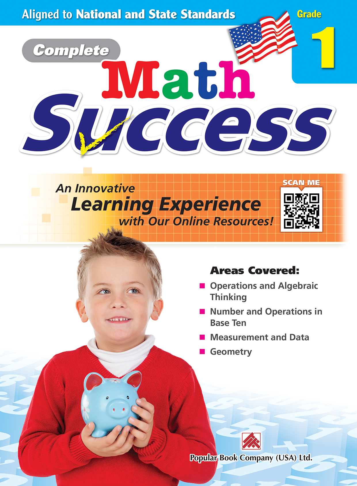 Complete Math Success Grade 1