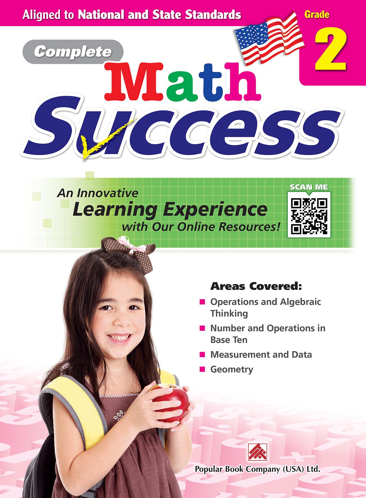 2nd grade math book