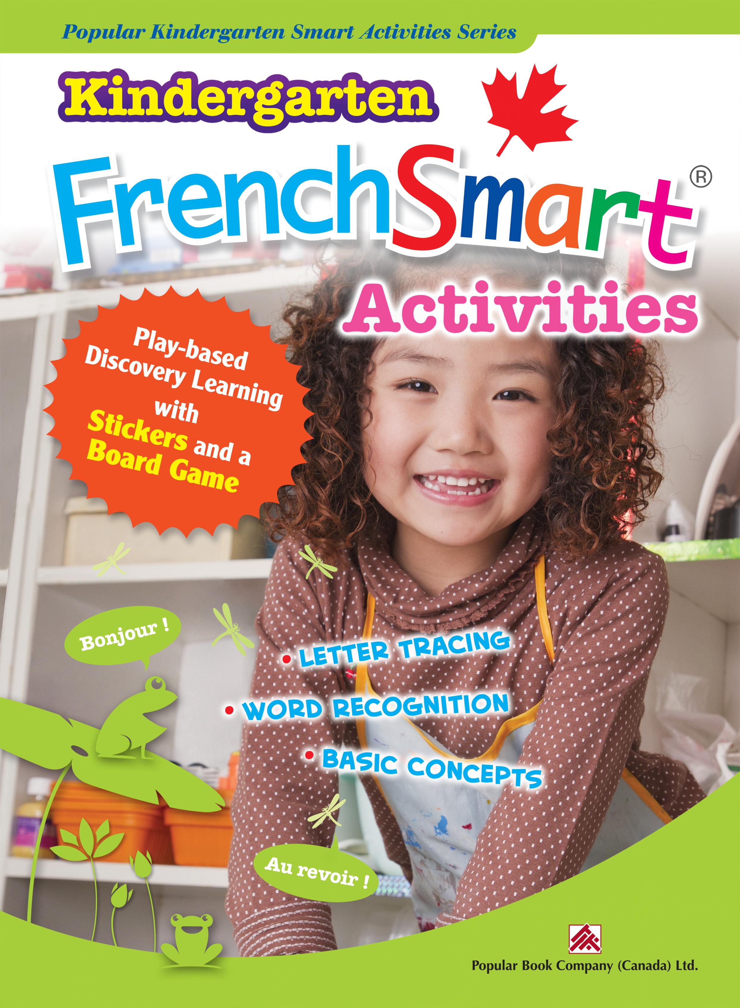 Kindergarten Archives - Popular Book Company (USA) Ltd.
